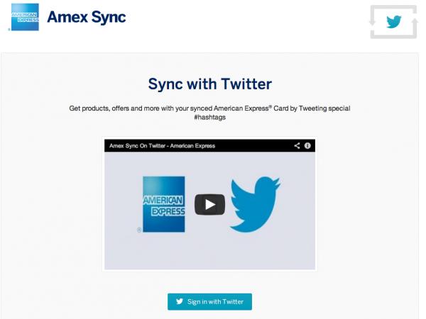 Amex Sync