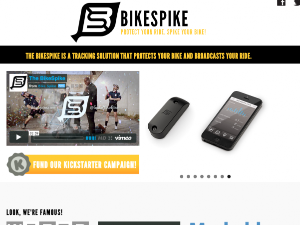 The BikSpike