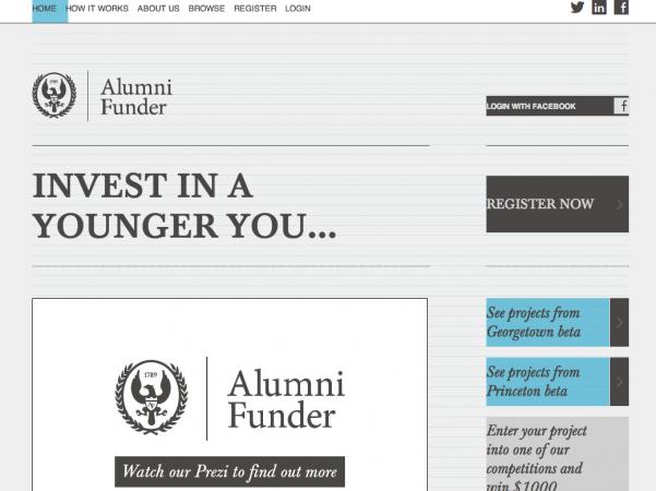 AlumniFunder