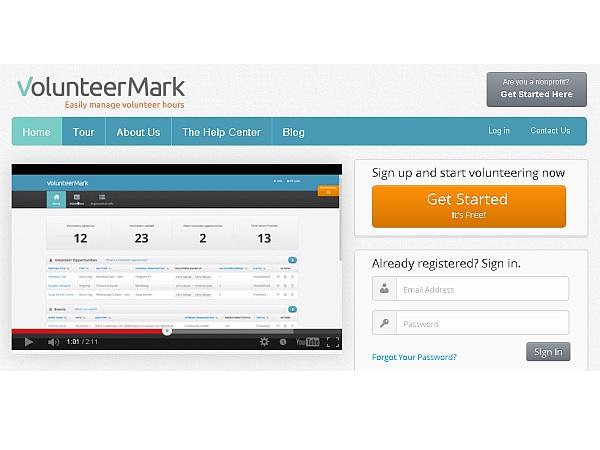 VolunteerMark