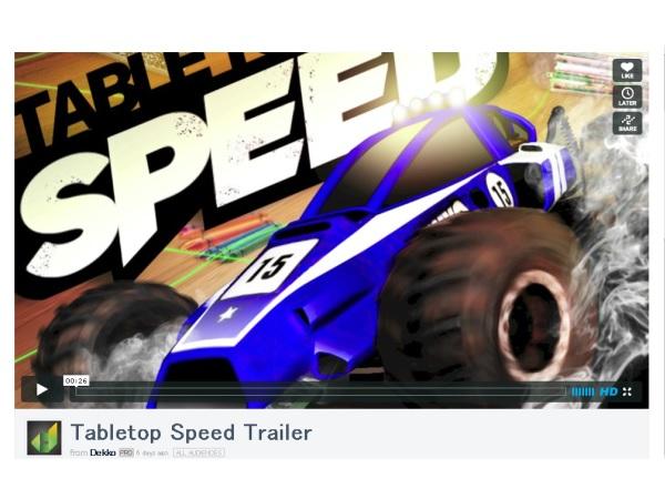 Dekko racing game