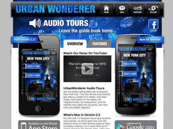 Urban Wonderer