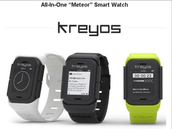 Kreyos-Meteor