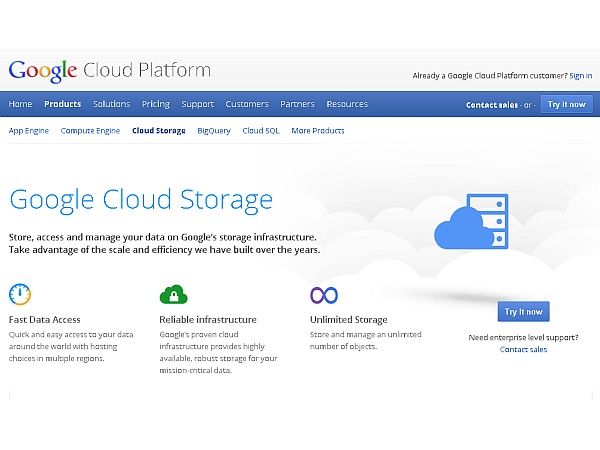 Google-Cloud-Storage-encryption