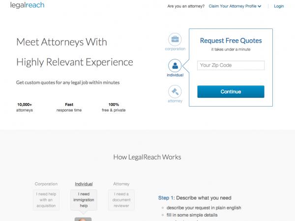 LegalReach