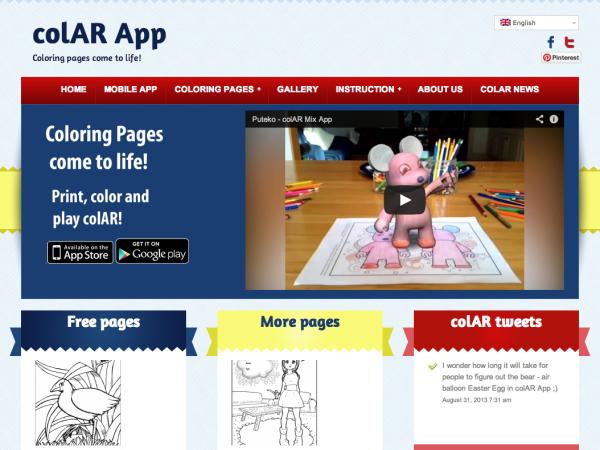 colAR App
