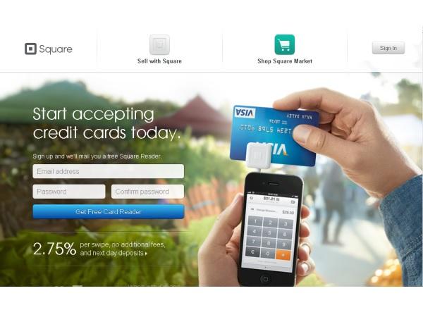 """""""現金をEmailで送金""""できるSquareの新サービス サインアップも不要"""
