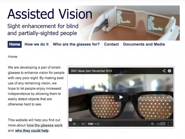 Assisted Vision