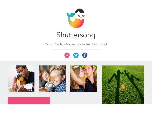Shuttersong