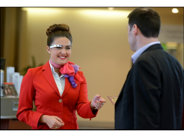 VirginAtlantic-GoogleGlass