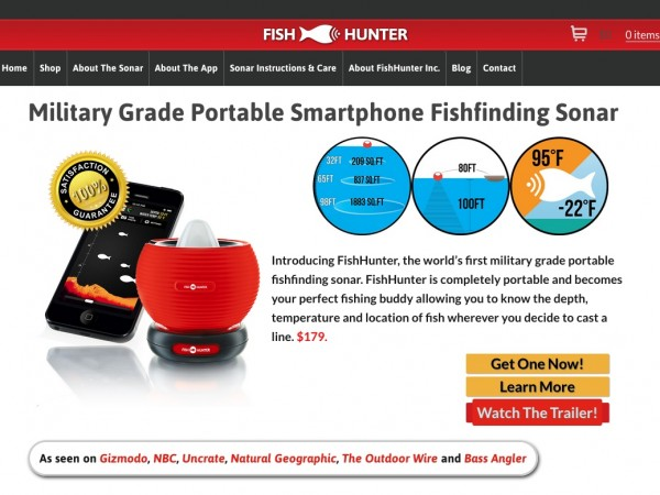 FishHunter Sonar