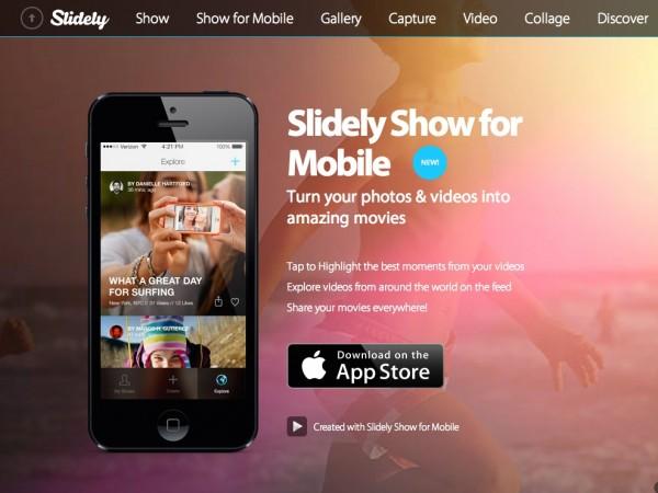 Slidely Show