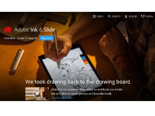 Ink-Slide