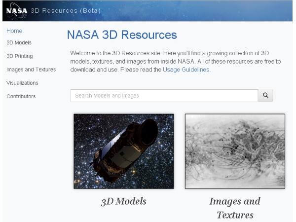 NASA3D