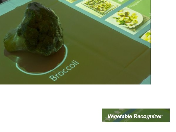 VegetableRecognizer