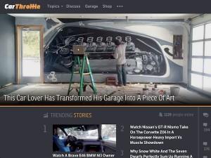 Car Throttle