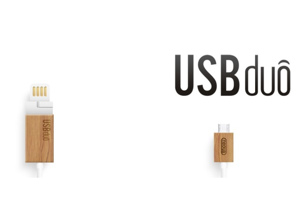USBduo