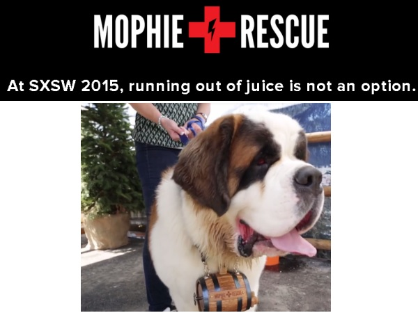 mophieRescue