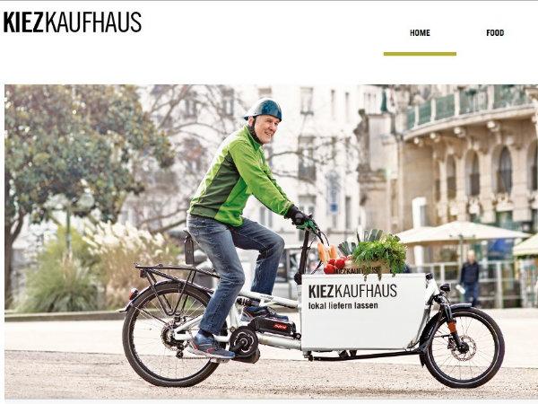 地域密着型オンラインショッピングモールKiezkaufhaus