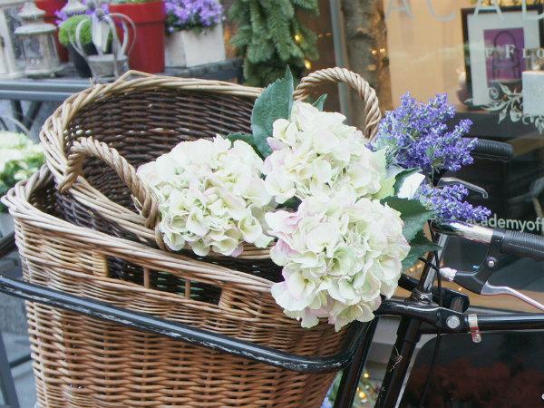 季節ごとにロンドンの街を彩る花々