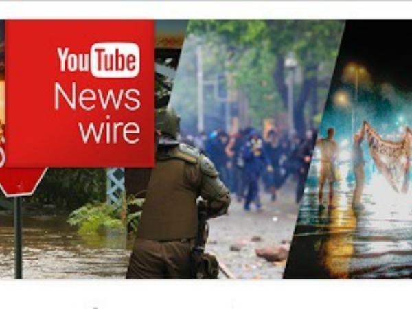 ニュース動画をキュレーション配信する「YouTube Newswire」
