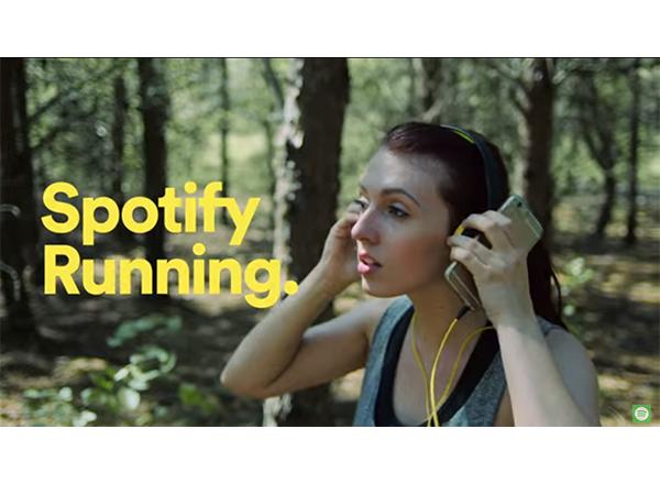 ランニングのテンポにマッチする曲を自動セレクト!「Spotify」のアプリが人気に