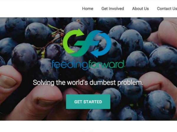 余剰食料に特化したマッチングプラットフォーム「Feeding Forward」