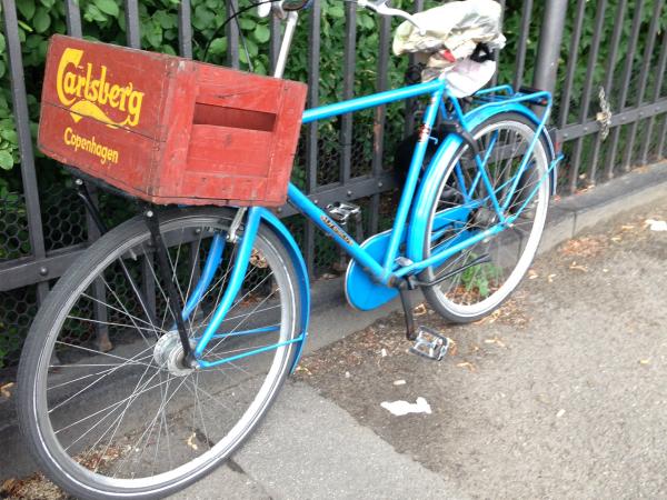 世界を代表する自転車都市アムステルダム