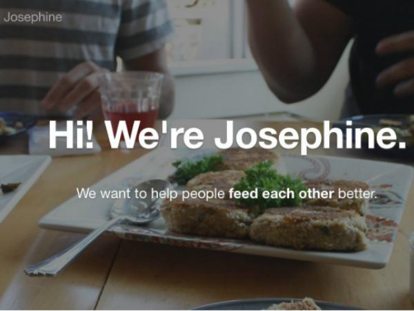 ソーシャルテイクアウトプラットフォーム「Josephine」