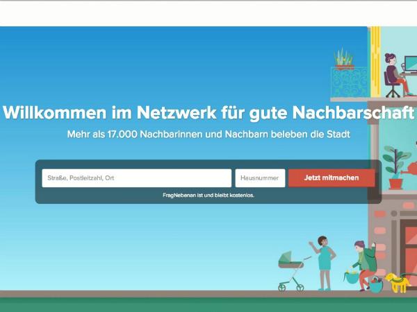 FragNebenanのトップページ