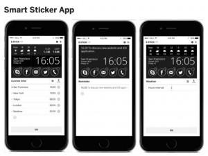Smart Sticker3