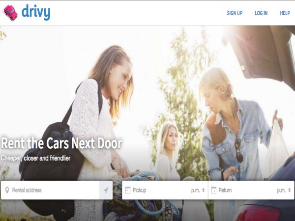 オーナーとドライバーをつなぐオンラインプラットフォーム「Drivy」