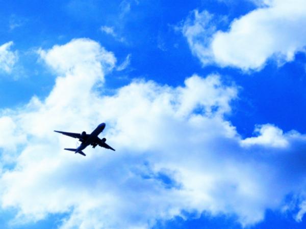 米国の移動手段として普及している飛行機
