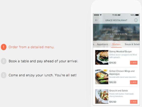 Allsetのスマートフォンアプリのスクリーンショット