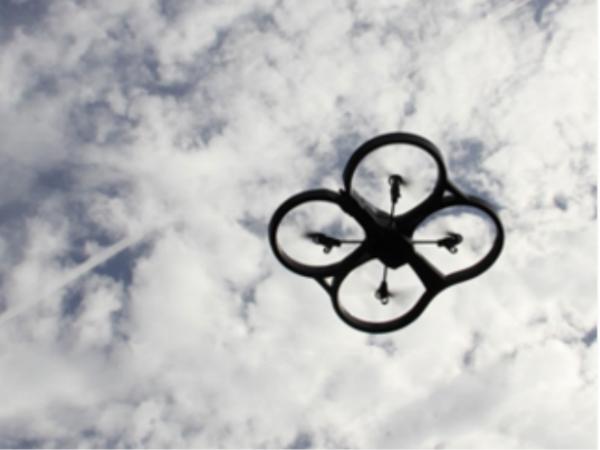 ドローンを活用した捜索救難サポートツール「AeroSee」