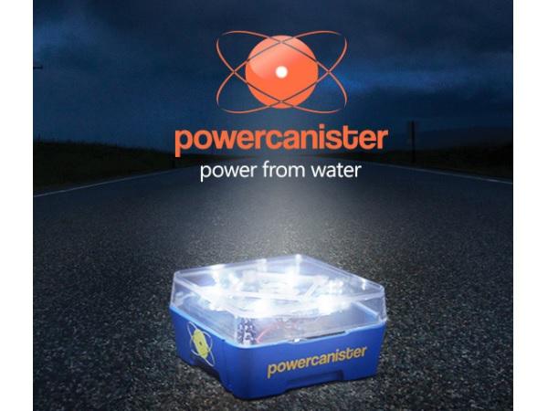 Powercanister