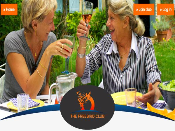 シニアのためのAirbnb型プラットフォーム「The Freebird Club」
