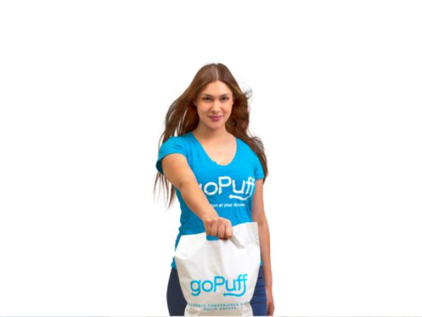 オンデマンド時代のコンビニサービス「GoPuff」