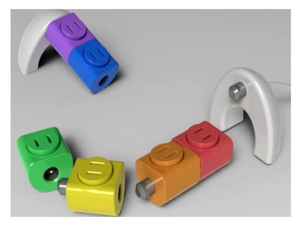 CubeSocket360