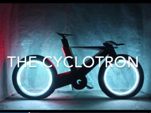 THE CYCLOTRON BIKE - 1
