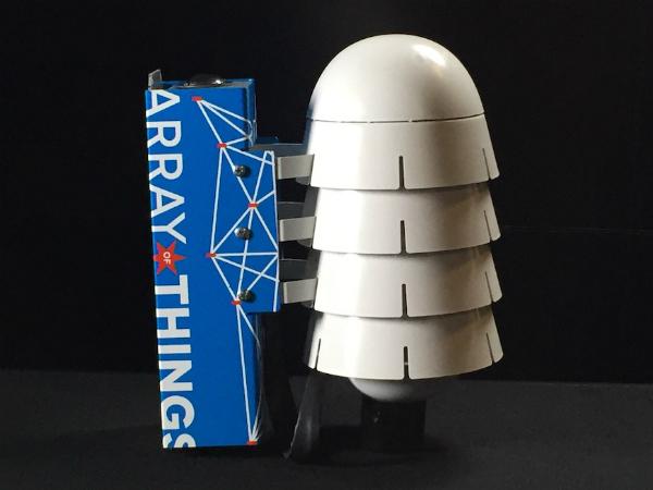 気象や大気状態を計測する「Array of Things」