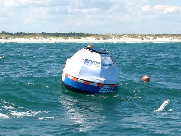 波力を活用した海水淡水化装置「Saros」