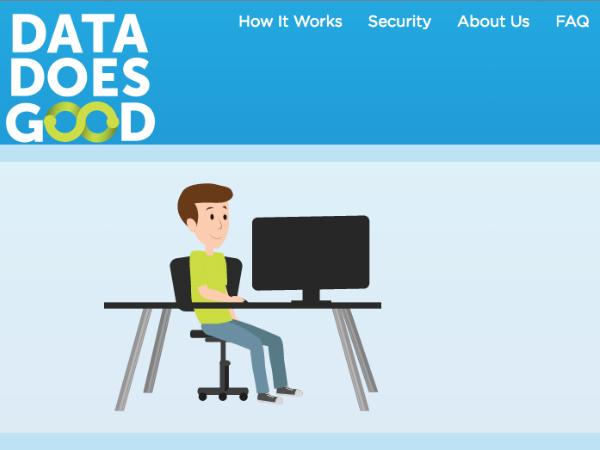 購買履歴データを活用した寄付プロジェクト「Data Does Good」