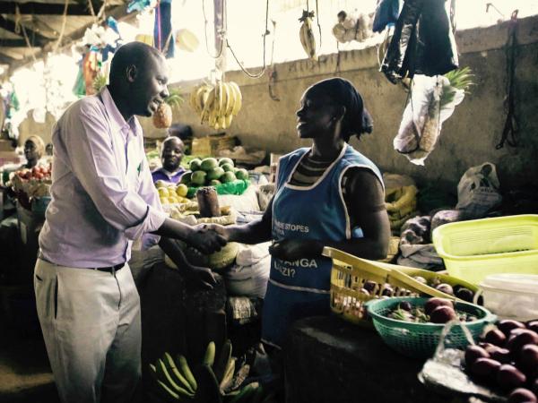 ケニアで農家とバイヤーをつなぐモバイルソリューション「2Kuze」