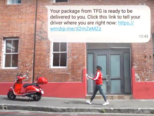 南アフリカの新配送サービス「Deliver 2 Me」