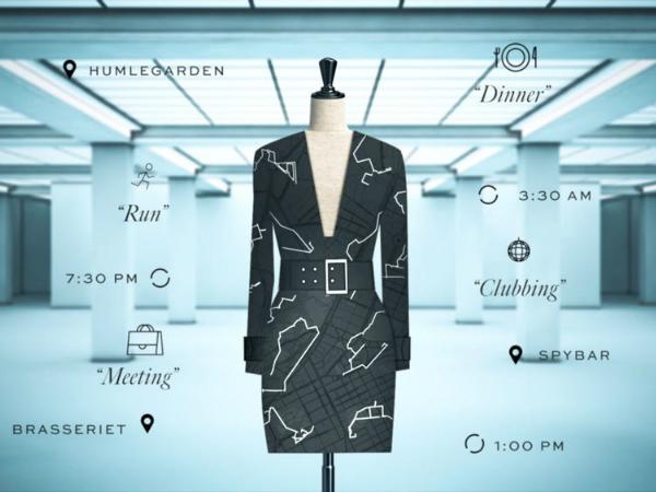 データ解析に基づくファッションのカスタマイズアプリ「Coded Couture」