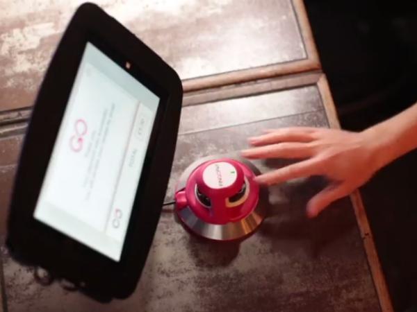 ロンドン発の指指紋認証ソリューション「FingoPay」