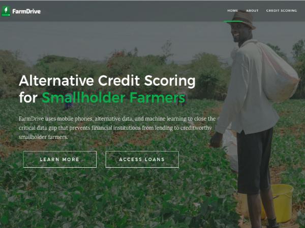 小規模農家と金融機関をつなぐ「FarmDrive」