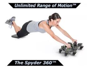 The Spyder 360 - 1