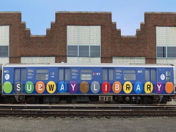 ニューヨークの電子書籍閲覧サービス「Subway Library」